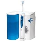 Электрическая зубная щетка Oral-B Professional Care Oxyjet (81317988) White/Blue