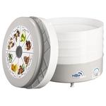 Сушилка для овощей и фруктов Ротор СШ 007-10 (СШ 007) салатовый