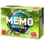 Настольная игра Ranok Creative Мемо Весь мир 7204