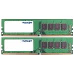 Оперативная память Patriot Signature Line 2x4GB DDR4 PC4-19200 [PSD48G2400K]