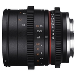 Объектив Samyang 50mm T1.3 AS UMC CS (Fujifilm X)