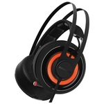 Наушники с микрофоном SteelSeries Siberia 650 (черный)