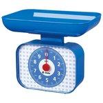 Весы кухонные Delta КСА-105 (синий)