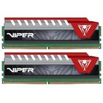 Оперативная память Patriot Viper Elite Series DDR4 2x16GB PC4-19200 [PVE432G240C5KRD]