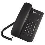 Телефон проводной BBK BKT-74 RU Black