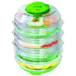 Сушилка для овощей и фруктов Saturn ST-FP0113 Green
