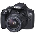 Фотоаппарат Canon EOS 1300D Black + 18-135mm