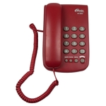 Проводной телефон RITMIX RT-350 Cherry