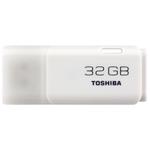 32GB USB Drive Toshiba Hayabusa U202 (THN-U202W0320E4) White