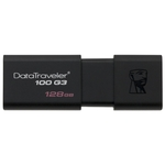 USB Flash Kingston DataTraveler 100 G3 128GB [DT100G3/128GB]