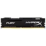 Оперативная память Kingston HyperX Fury Red 16Gb DDR IV PC-19200 2400MHz (HX424C15FR/16)