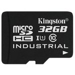 Карта памяти Kingston microSDHC (Class 10) U1 32GB + адаптер [SDCIT/32GB]