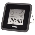 Метеостанция Hama TH50 (белый)