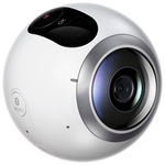 Панорамная VR камера Samsung Gear 360 SM-C200NZWAXEO
