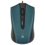 Мышь Defender Accura MM-950 Green