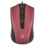 Мышь Defender Accura MM-950 Red