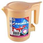 Чайник Росинка ЭЧ-0.5/0.5-220 (красный)