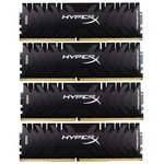 Оперативная память HyperX Predator 4x16GB DDR4 PC4-24000 HX430C15PB3K4/64