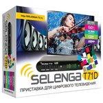 Тюнер цифрового телевидения SELENGA Т71D