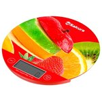 Кухонные весы Sakura SA-6076C
