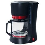 Кофеварка Delta Lux DL-8152 Black/Red