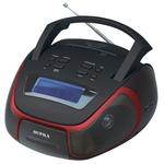 Аудиомагнитола Supra BB-40MUSB черный