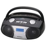 Аудиомагнитола Supra BB-45MUSB Black