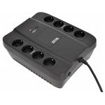 Источник бесперебойного питания Powercom Spider SPD-450N 270Вт 450ВА Black