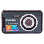 Фотоаппарат Rekam iLook S760i темно-серый
