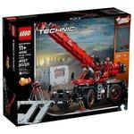 Конструктор LEGO Technic 42082 Подъёмный кран для пересечённой местности