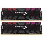 Оперативная память HyperX Predator RGB 2x8GB DDR4 PC4-25600 HX432C16PB3AK2/16