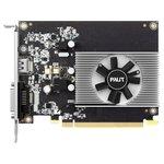 Видеокарта NVIDIA GeForce Palit GT1030 KalmX (NE5103000646-1081F) 2GB DDR5