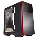 Корпус In Win 707 Gaming Version (черный/красный)