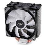 Кулер DeepCool Gammaxx GTE (Intel LGA1150/1151/1155/1156/LGA2066/LGA1356/1366/LGA2011/2011-3 (Square ILM) AMD AM2/AM2+/AM3/AM3+/FM1/AM4/FM2/FM2+)