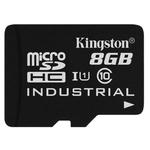 Карта памяти Kingston microSDHC (Class 10) U1 8GB [SDCIT/8GBSP]