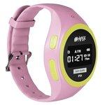 Умные часы Hiper EasyGuard (розовый)