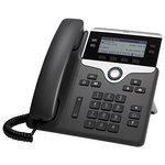 Проводной телефон Cisco 7841 (черный) [CP-7841-K9=]