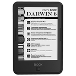 Электронная книга Onyx BOOX Darwin 6 (черный)