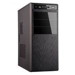 Корпус 500W D-computer ATX-881B