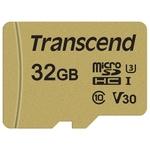 Карта памяти Transcend  32GB (TS32GUSD500S)