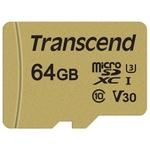 Карта памяти Transcend ( TS64GUSD500S)