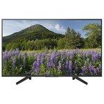 Телевизор Sony KD-43XF7096BR