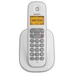 Радиотелефон teXet TX-D4505A белый-серый