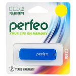 USB Flash 8 Gb Perfeo C05 Black PF-C05B008