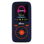 MP3 плеер Ritmix RF-4450 4Gb Blue/Orange