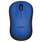 Мышь Logitech M220 Silent (синий) [910-004879]