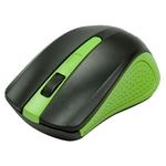Мышь Ritmix RMW-555 Black/Green USB