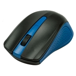 Мышь Ritmix RMW-555 Black, Blue USB