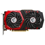Видеокарта MSI Geforce GTX 1050 Ti Gaming 4GB GDDR5 [GTX 1050 TI GAMING 4G]