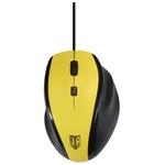 Мышь Jet.A Comfort OM-U59 (желтый)